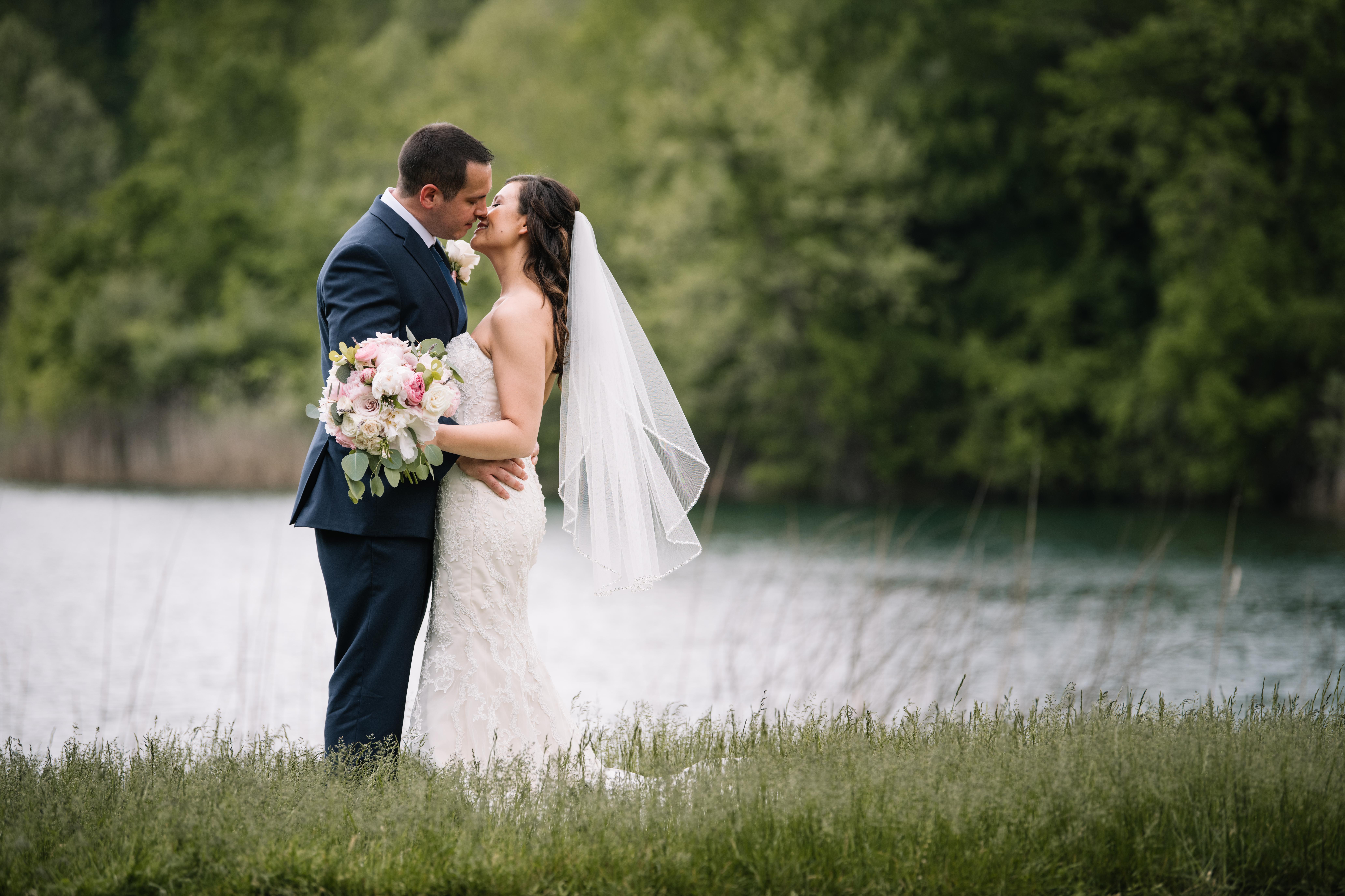 Happy Days Lodge Wedding: Mark & Lauren