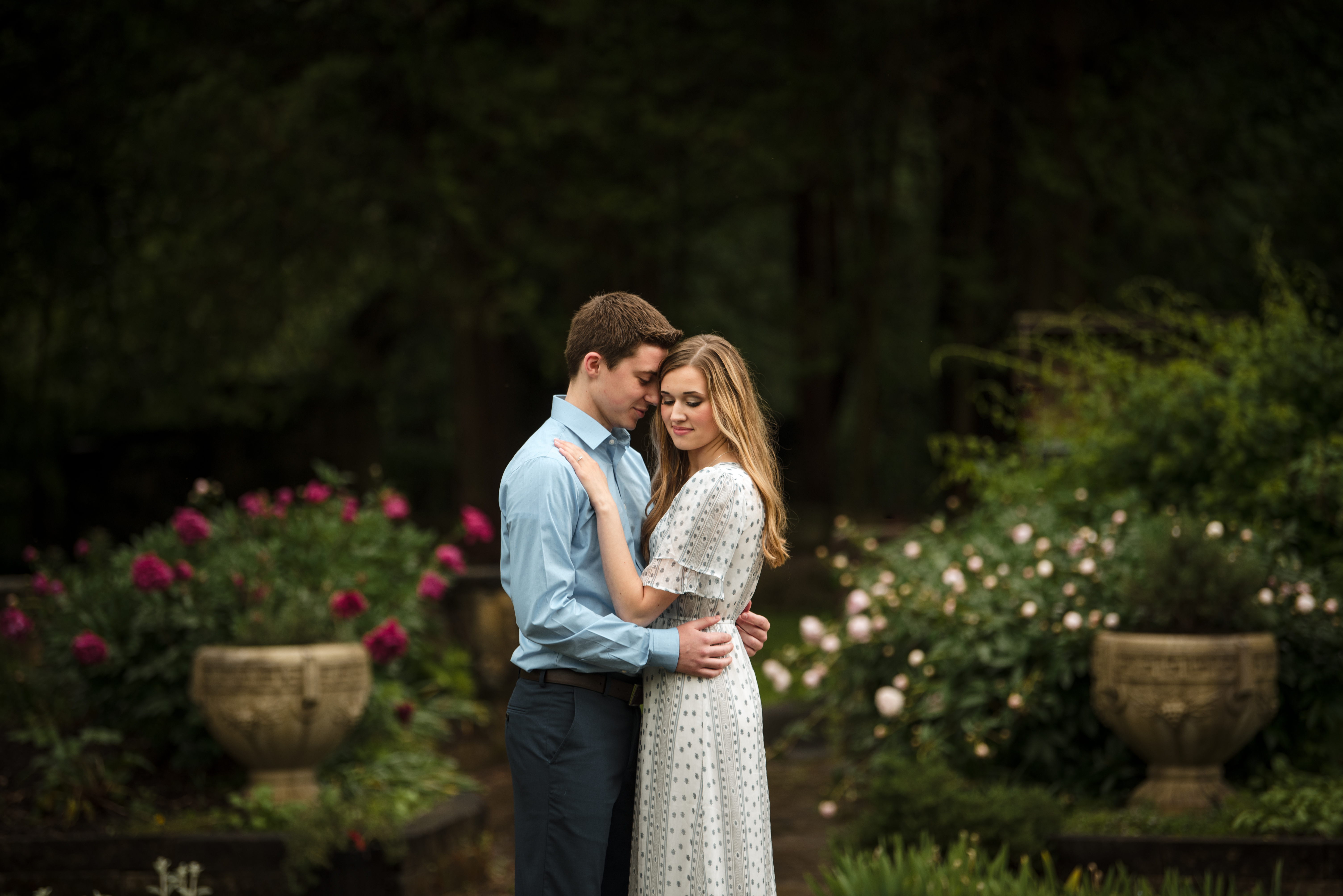 Quail Hollow Engagement