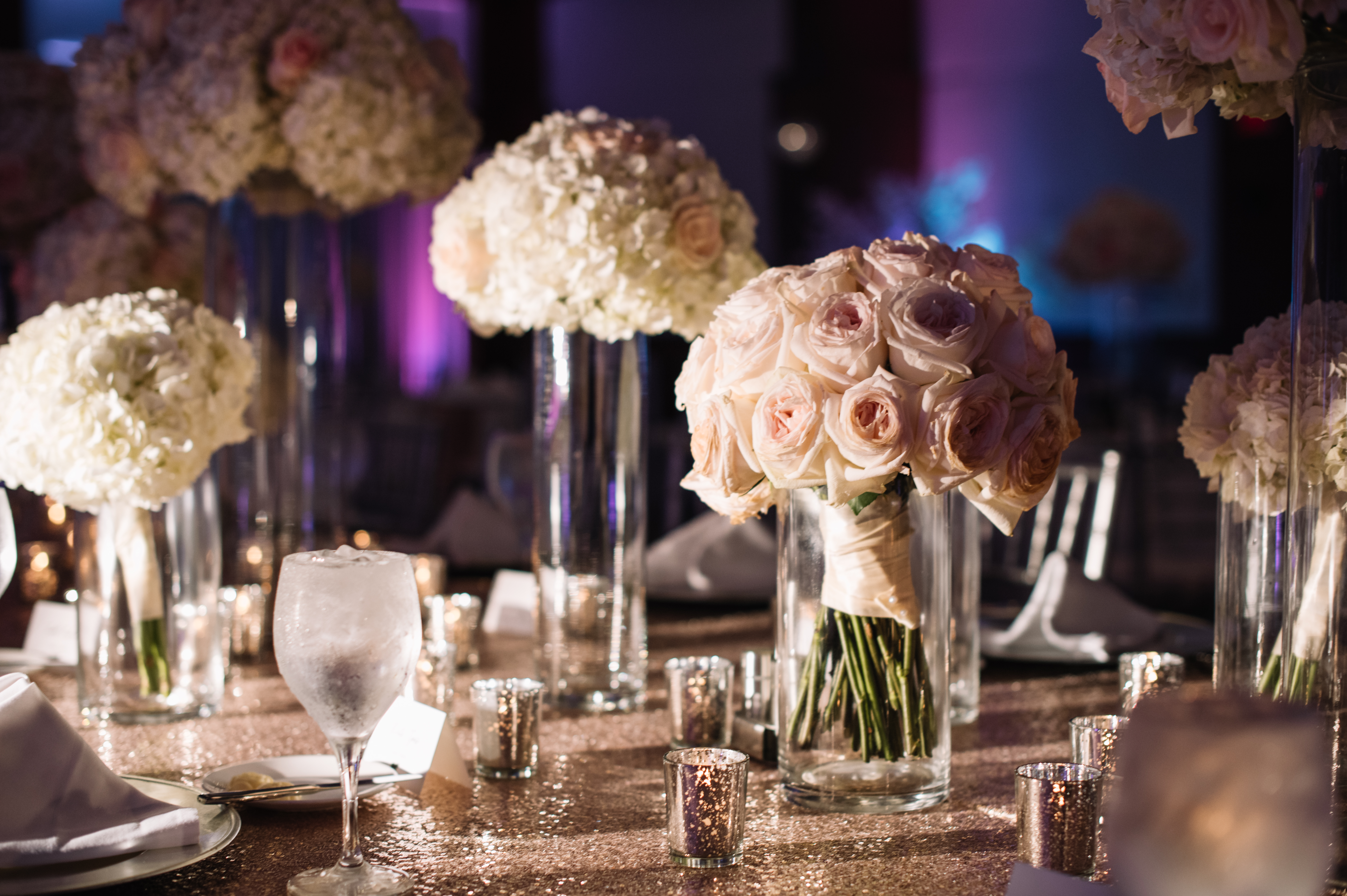Intercontinental Cleveland Wedding