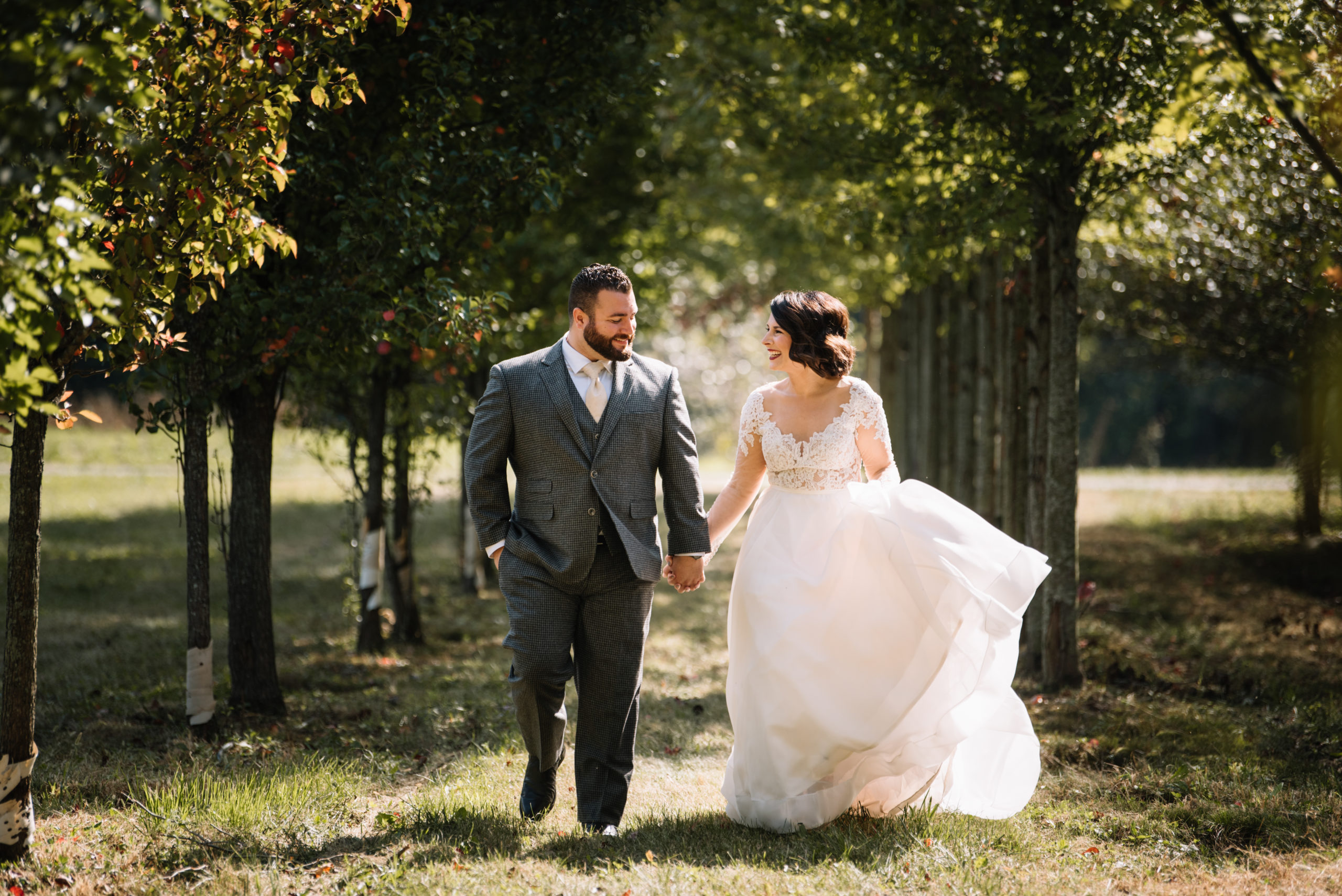 Ohio Barn Wedding: Joe & Mallory